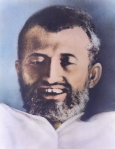 Paramahamsa Ramakrishna in Samadhi