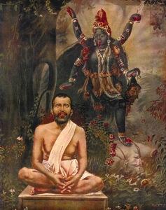 Kali and Ramakrishna